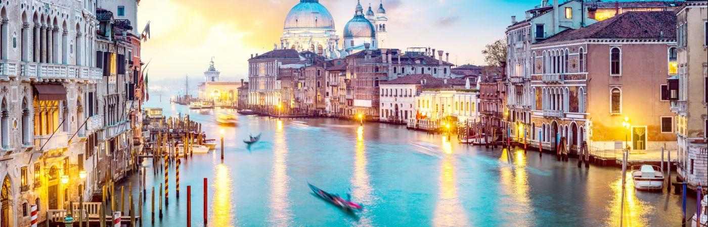 Grand Canal à Venise