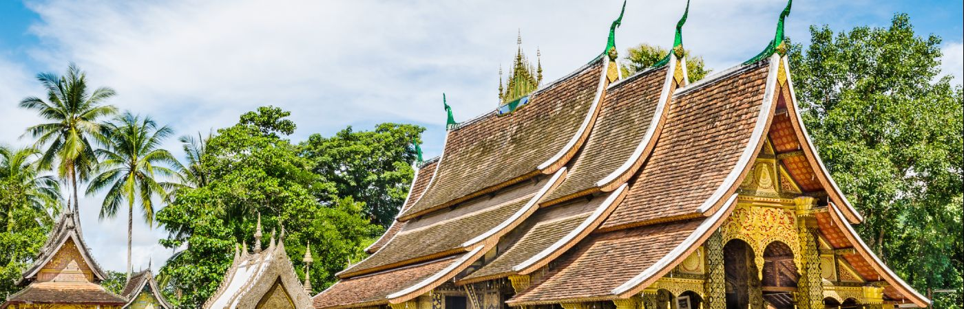 Temple Vat Xieng Thong à Luang Prabang