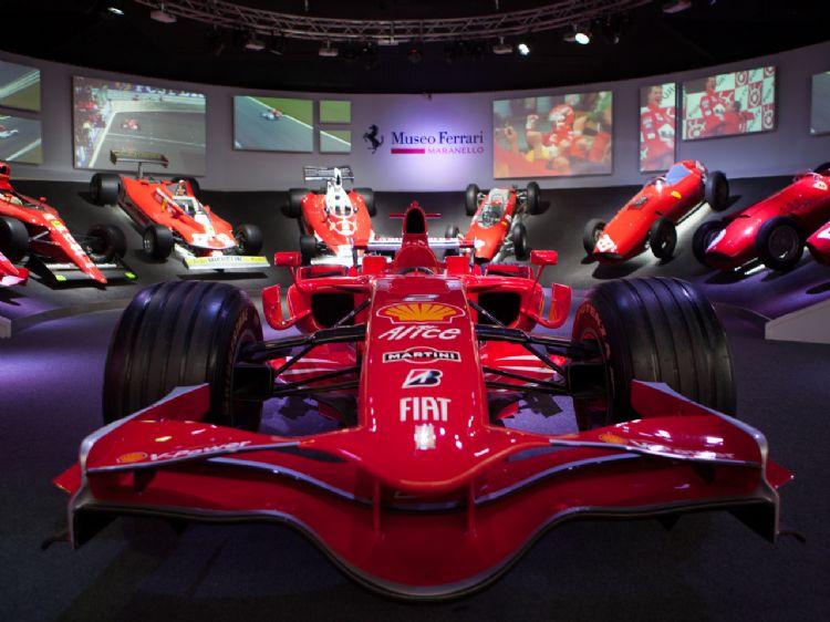 Musée Ferrari de Maranello