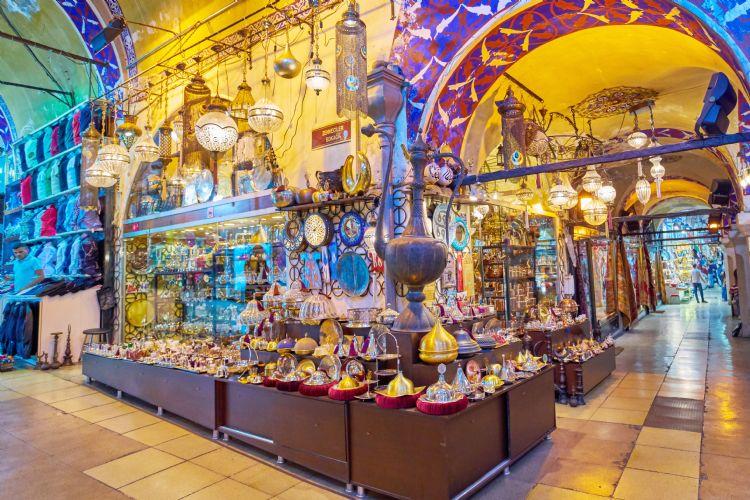 Grand Bazar d'Istanbul