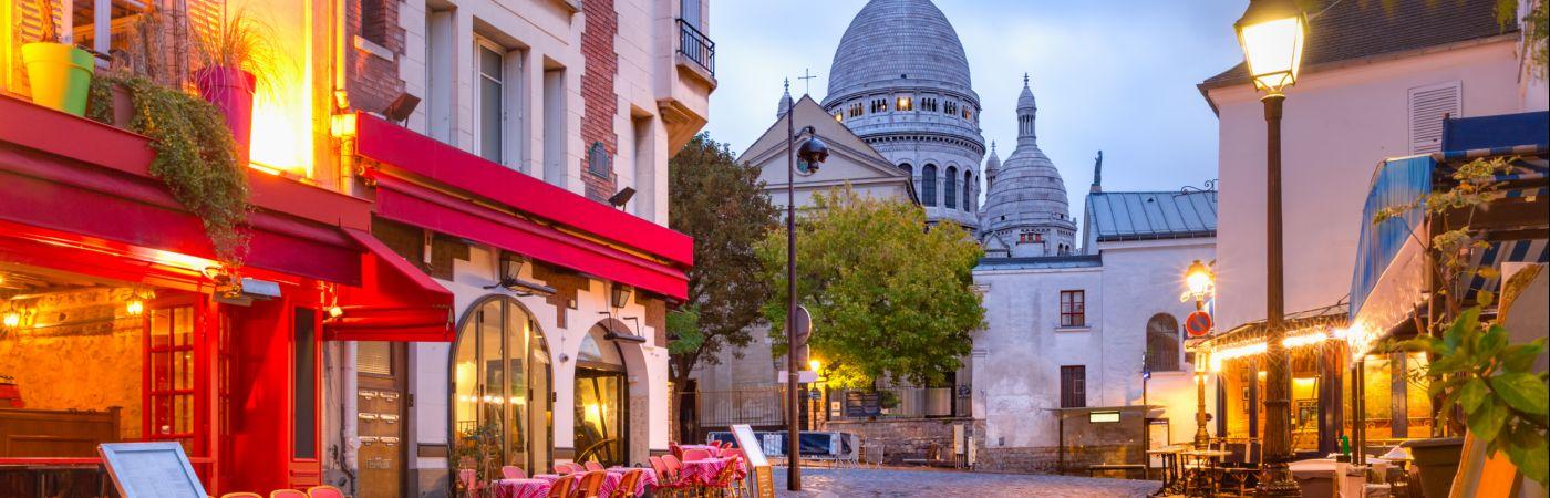 Montmartre à Paris