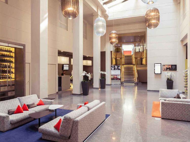 Mercure Nantes Centre - Grand Hôtel****